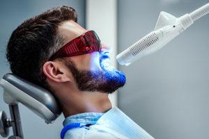 man receiving fluoride treatments tx, fluoride treatment pasadena TX